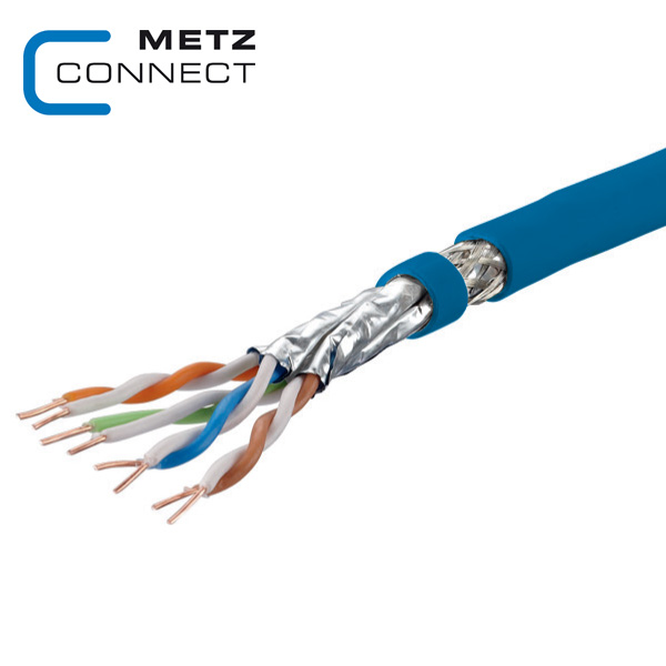 METZ CONNECT GC1500 Pro22 Cat7A S/FTP Cable 4P LSHF-FR