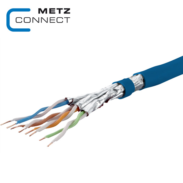 METZ CONNECT GC600 F1 23 Cat6A U/FTP Cable