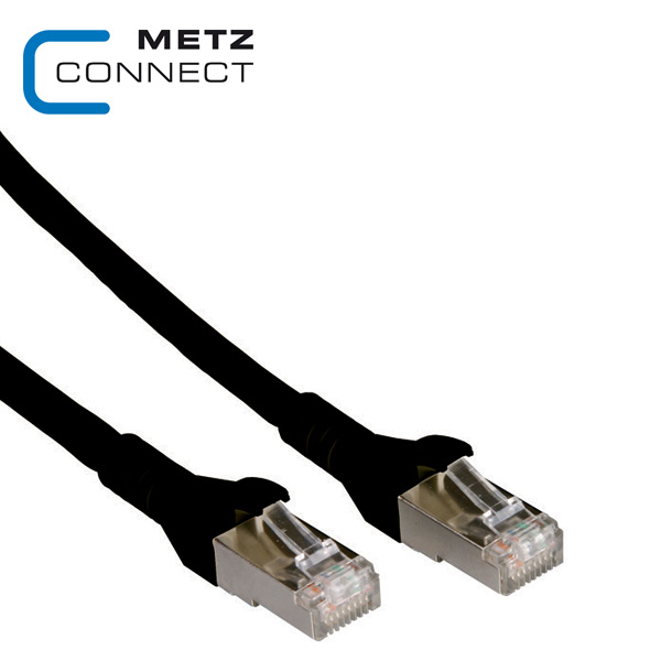METZ CONNECT Cat6a Patch Cable