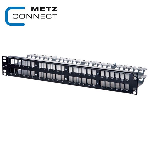 METZ CONNECT 19in 1.5RU Module Frame