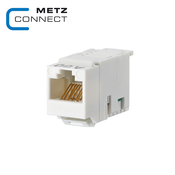 METZ CONNECT Keystone Cat.6 UTP Module