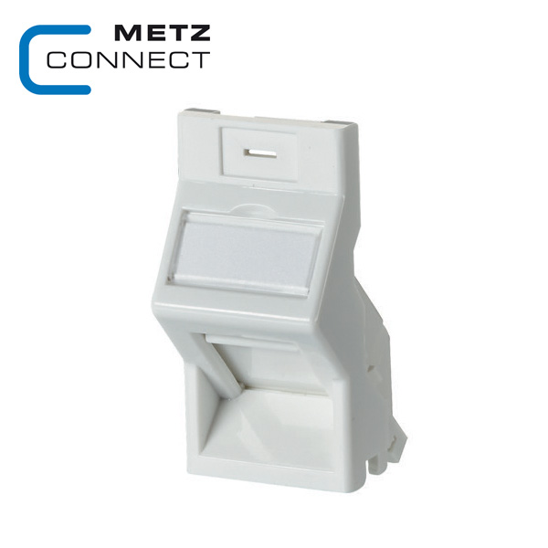 METZ CONNECT Angled Keystone Termination Unit 25mm x 50mm