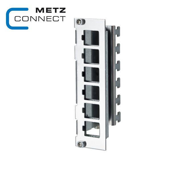 METZ CONNECT 6 Port 3RU 7HP Module Frame