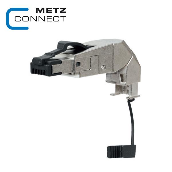 METZ CONNECT C6A RJ45 Field Plug Pro 360