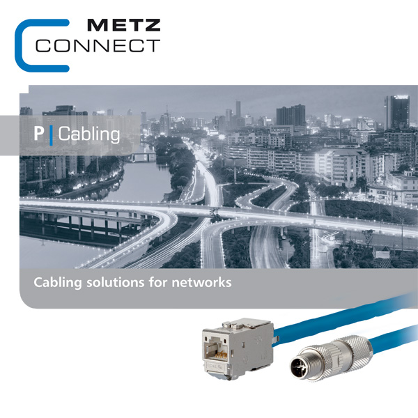 METZ CONNECT - Copper Structured Cabling