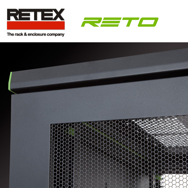 Retex RetO 19in Racks