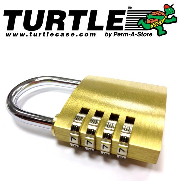 77-TC-PADLOCK4D - 4 Dial Combination Padlock