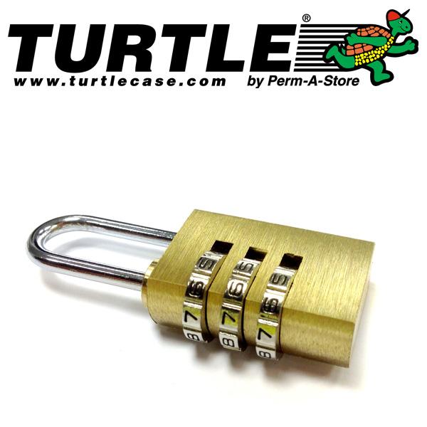 77-TC-PADLOCK - 3 Dial Combination Padlock