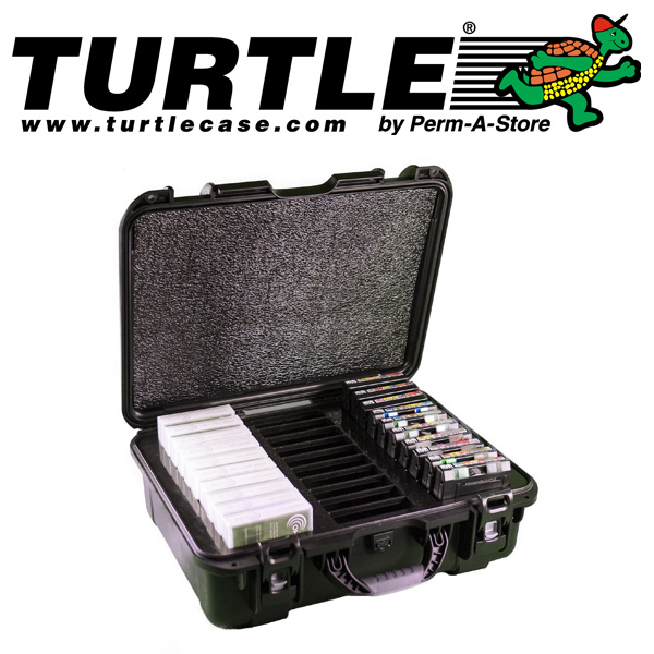 77-TC-TR-3592-30 - TeraTurtle Waterproof LTO / 3592 Case - 30 Capacity
