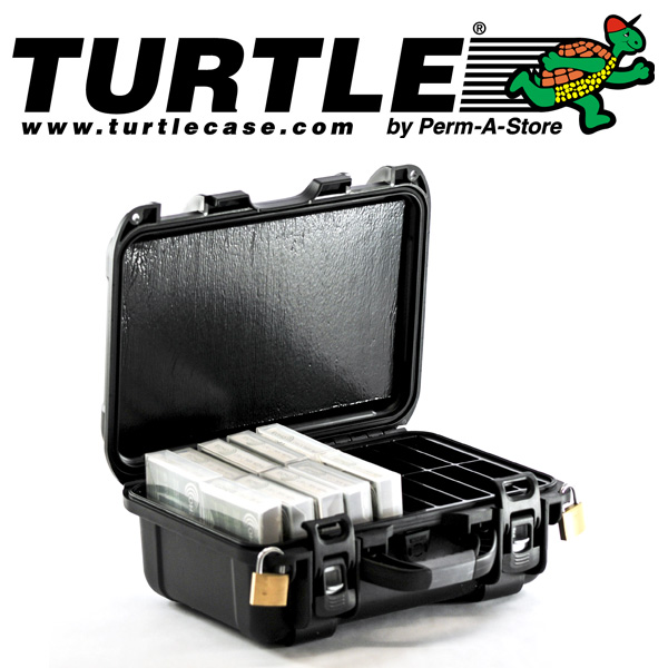 77-TC-TR-LTO-20 - TeraTurtle Waterproof LTO Case - 20 Capacity