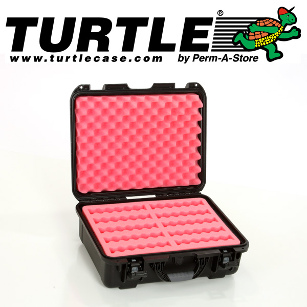 "77-TC-WTR-HD-10 - Turtle Waterproof Case for 10 x 3.5"" Hard Drives"
