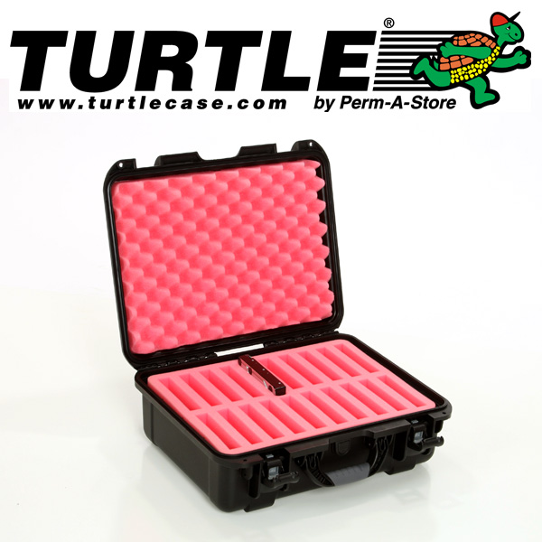"77-TC-WTR-HD-20 - Turtle Waterproof Case for 20 x 3.5"" Hard Drives"