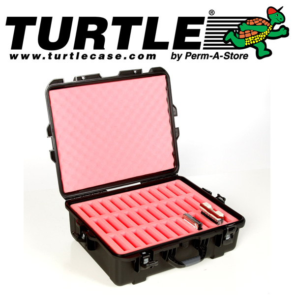 "77-TC-WTR-HD-33 - Turtle Waterproof Case for 33 x 3.5"" Hard Drives"