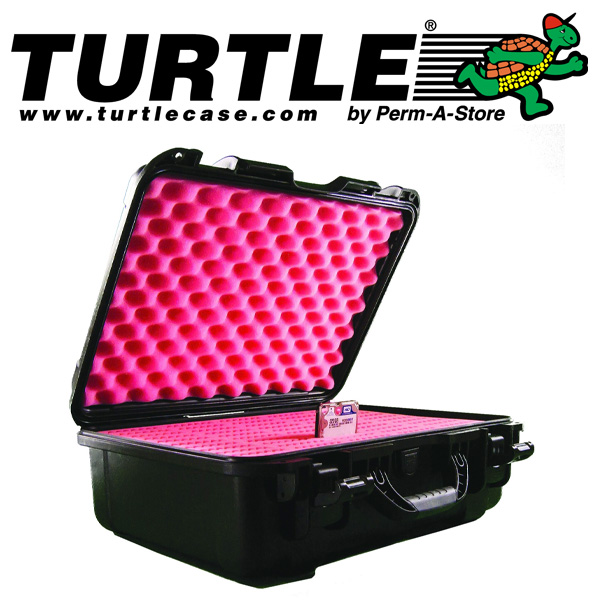 "77-TC-WTR-HD-55 - Turtle Waterproof Case for 55 x 2.5"" Hard Drives"