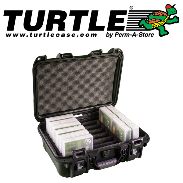 77-TC-WTR-LTO-16 - Turtle Waterproof Case for 16 x LTO / DLT tapes