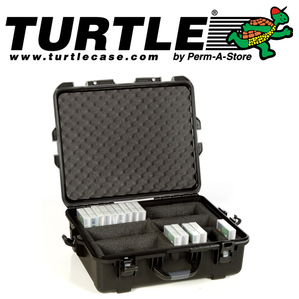 77-TC-WTR-LTO52 - Turtle Waterproof Case for 52 x LTO / DLT tapes