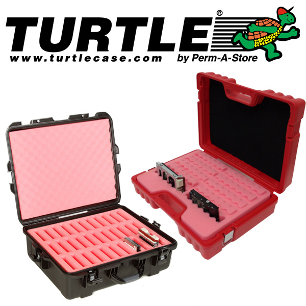 Turtle Case For Hard Drives