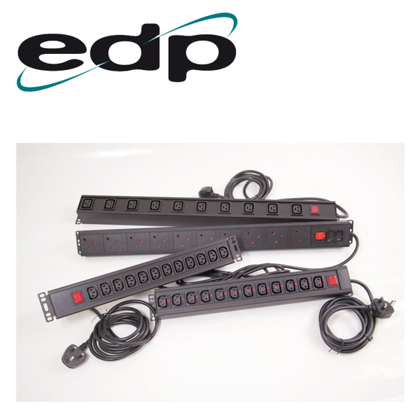EDP Basic Power Distribution Units (PDUs)
