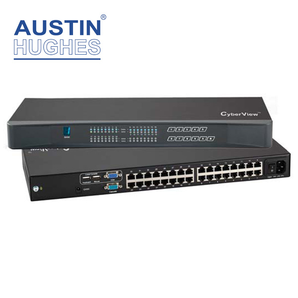 Austin Hughes Combo CAT6 KVM Switch