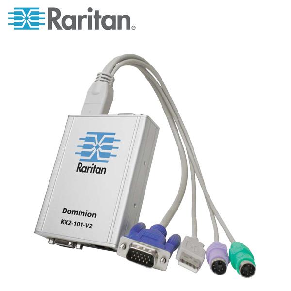 Raritan Dominion KX2-101 V2 KVM Switch