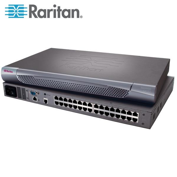 Raritan Dominion SX Serial Console Server Switch