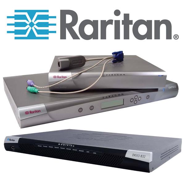 Raritan KVM Switch