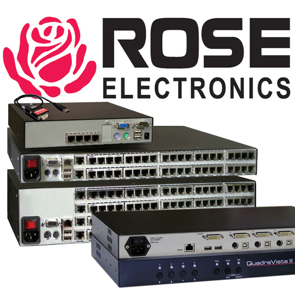 Rose Electronics KVM Switches