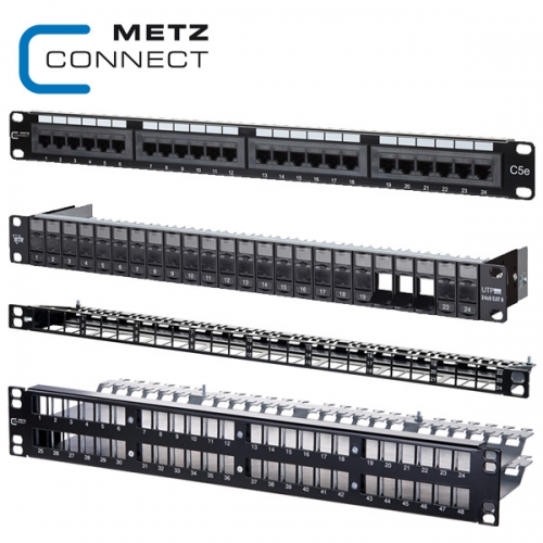 Patch Panels - Keystone Module Frames