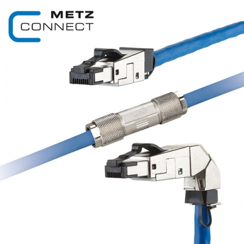 RJ45 Plugs - Cable Connectors