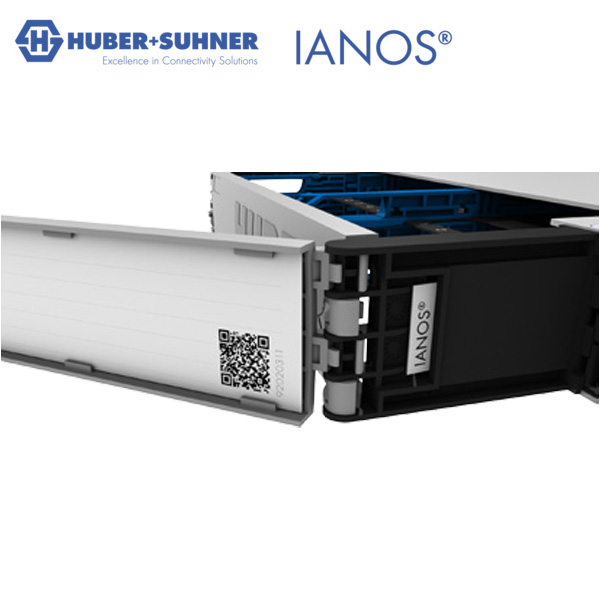 HUBER+SUHNER IONAS Chassis Identification