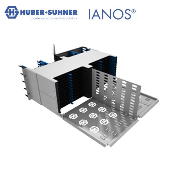 HUBER+SUHNER IONAS Rear of Chassis