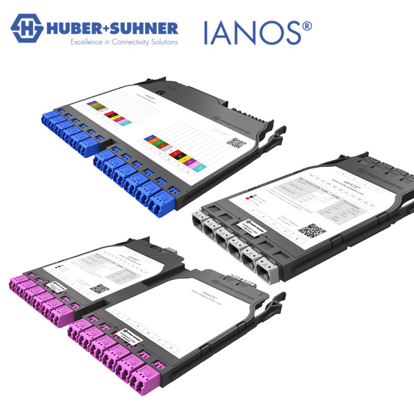 HUBER+SUHNER IONAS Modules