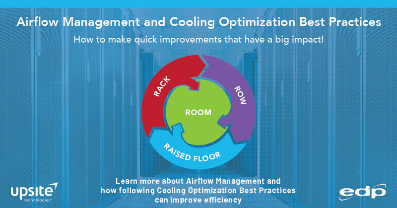 Airflow Management and Cooling Optimisation Best Practices