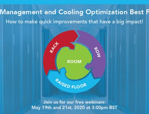 Airflow Management and Cooling Optimisation Webinar