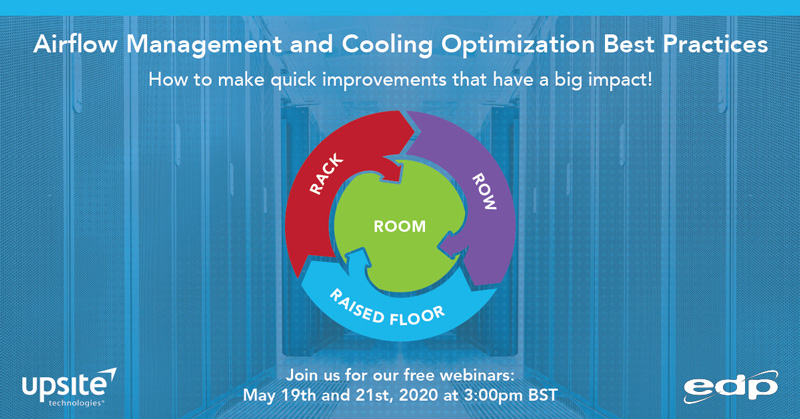 Airflow Managemetn and Cooling Optimisation Webinar