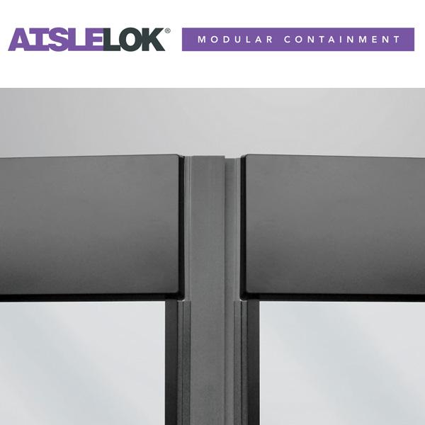 AisleLok Bi-Directional Door After Installation of the AisleLok Door Gap Seal Kit