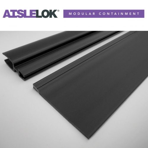 AisleLok Bi-Directional Door Gap Seal Kit