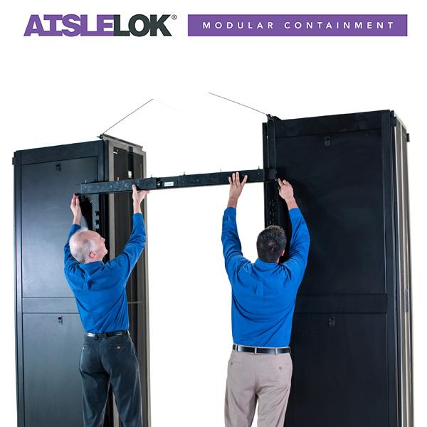 Installing the Header for AisleLok Sliding Doors