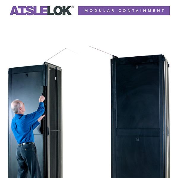 Installing Posts of AisleLok Sliding Doors