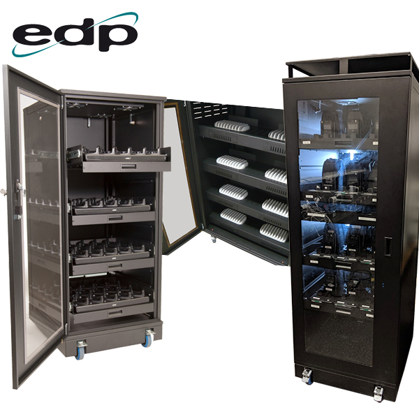 EDP Europe's HD3 Charging Rack Range