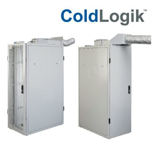 ColdLogik DAX Heat Removal IT Rack
