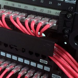 Copper Structured Cabling for IT Networks