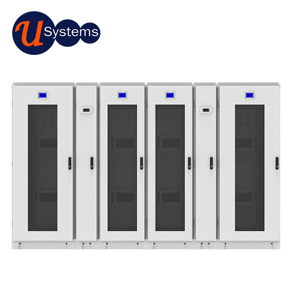Group of EDGE 7 Racks and Coolers