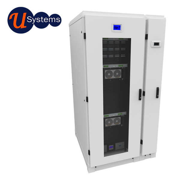 Single EDGE 7 with Side Cooler - Micro Data Centre