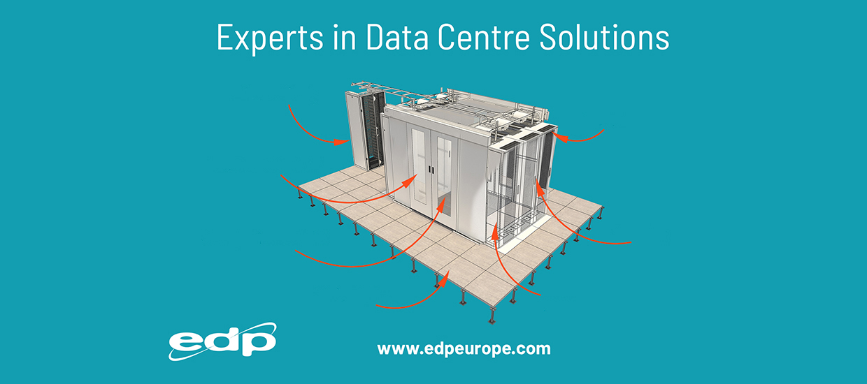 EDP Experts in Data Centre Solutions