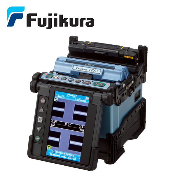 Fujikura 70S Plus (70S+) Single Fibre Fusion Splicer