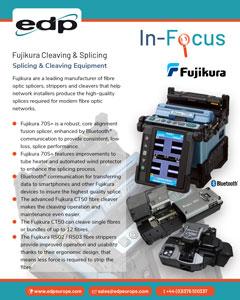 Fujikura Fibre Fusion Splicers, Fibre Cleavers and Fibre Strippers