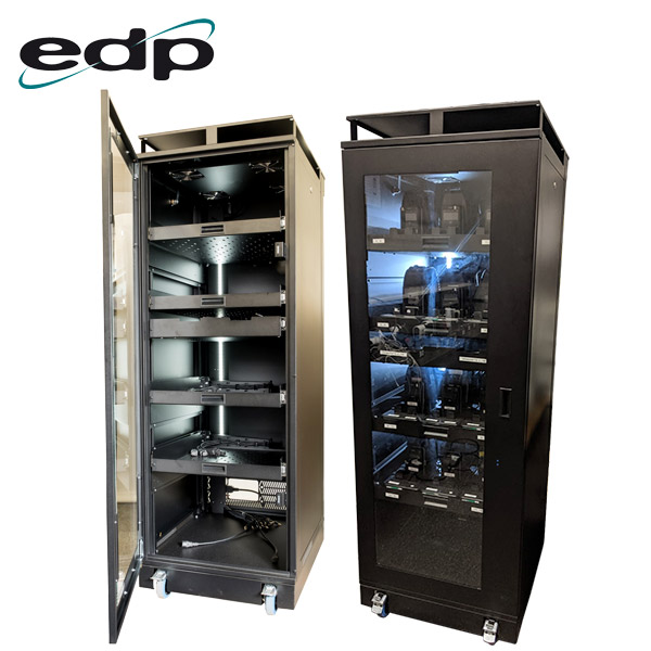 EDP Europe's HD3 Hybrid Charging Cabinet