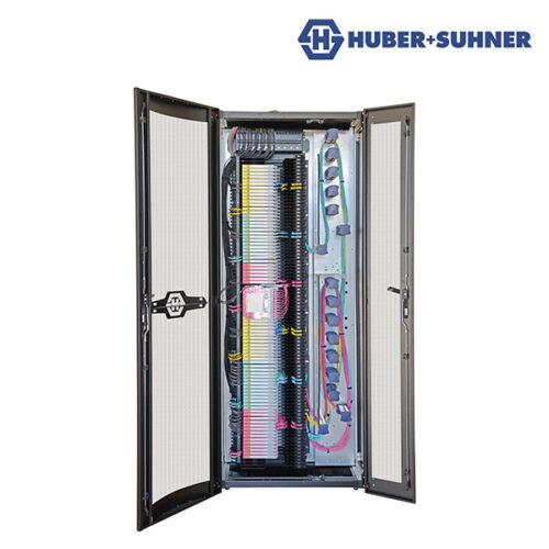 HUBER+SUHNER CDR - Fully Managed Fibre Optical Distribution Frame