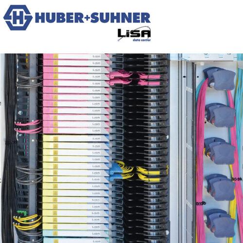 HUBER+SUHNER LISA Fibre Management Systems
